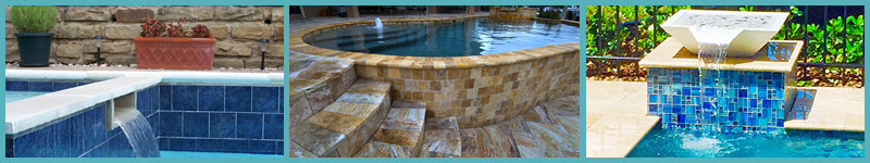tile pool finishes